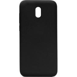 Силикон Xiaomi Redmi 8A black Silicone Case Molan