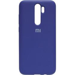 Силикон Xiaomi Redmi Note 8 Pro violet Silicone Case