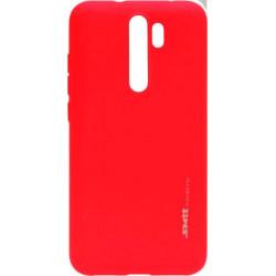 Силикон Xiaomi Redmi Note 8 Pro red SMTT
