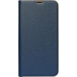 Чехол-книжка Xiaomi Redmi 7A dark blue leather Florence