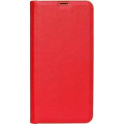 Чехол-книжка Xiaomi Redmi 7A red leather Florence
