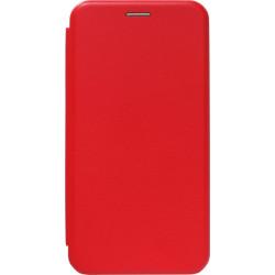 Чехол-книжка Xiaomi Redmi 8 red Wallet