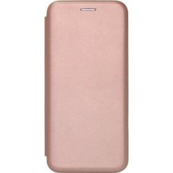 Чехол-книжка Xiaomi Redmi 8 rose gold Wallet