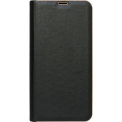 Чехол-книжка Xiaomi Redmi Note 8 Pro black leather Florence