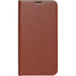 Чехол-книжка Xiaomi Redmi Note 8 Pro brown leather Florence