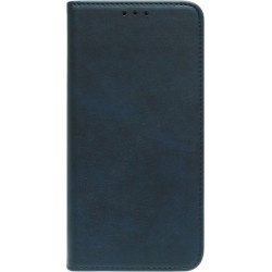 Чехол-книжка Xiaomi Redmi Note 8 Pro dark blue Leather