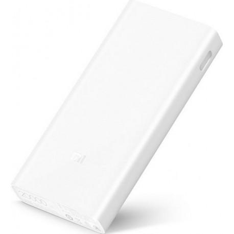 Внешний аккумулятор Xiaomi Mi 3 20000 mAh White Гарантия 12 мес.