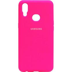 Накладка SA A107 hot pink Soft Case