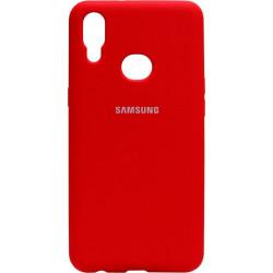 Накладка SA A107 red Soft Case