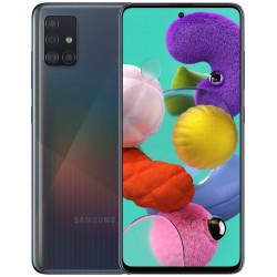 Samsung Galaxy A51 4/64GB Black (SM-A515FZKUSEK) UA-UCRF Оф. гарантия 12 мес. + FULL-комплект аксессуаров*
