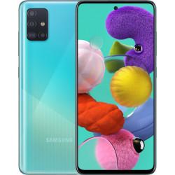 Samsung Galaxy A51 4/64GB Blue (SM-A515FZBUSEK) UA-UCRF Оф. гарантия 12 мес. + FULL-комплект аксессуаров*