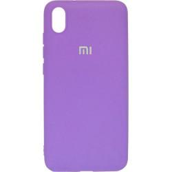 Накладка Xiaomi Redmi 7A violet Soft Case