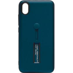 Накладка Xiaomi Redmi 7A dark blue Hold Soft Touch