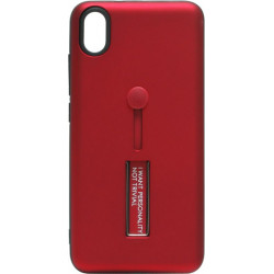 Накладка Xiaomi Redmi 7A pearl red Hold Soft Touch