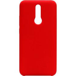 Накладка Xiaomi Redmi 8 red Soft Case