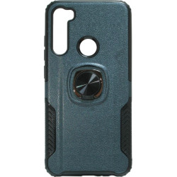 Накладка Xiaomi Redmi Note 8 graphite Magnet Ring Hard Case