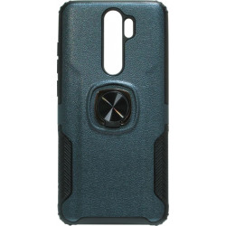 Накладка Xiaomi Redmi Note 8 Pro graphite Magnet Ring Hard Case