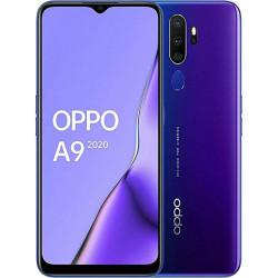 Oppo A9 2020 4/128GB Space Purple UA-UCRF Оф. гарантия 12 мес. + FULL-комплект аксессуаров*