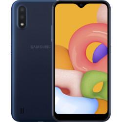 Samsung Galaxy A01 2/16GB Blue (SM-A015FZBD) UA-UCRF Оф. гарантия 12 мес.