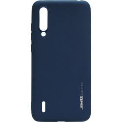 Силикон Xiaomi Mi A3 Lite/CC9/Mi9 Lite dark blue SMTT