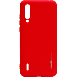 Силикон Xiaomi Mi A3 Lite/CC9/Mi9 Lite red SMTT