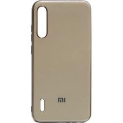 Силикон Xiaomi Mi A3/CC9e gold Gloss