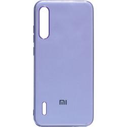 Силикон Xiaomi Mi A3/CC9e light violet Gloss