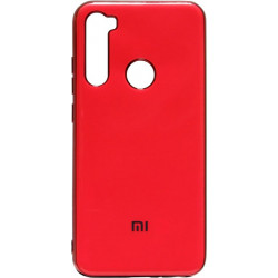 Силикон Xiaomi Redmi Note 8 coral Gloss