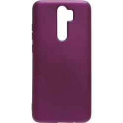 Силикон Xiaomi Redmi Note 8 Pro pearl violet Silicone Case