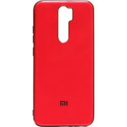 Силикон Xiaomi Redmi Note 8 Pro coral Gloss
