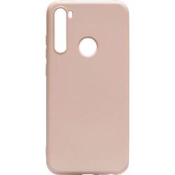 Силикон Xiaomi Redmi Note 8T pink sand Silicone Case