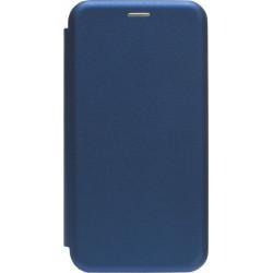 Чехол-книжка SA A107 blue Wallet