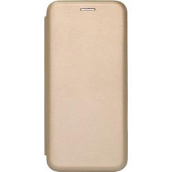 Чехол-книжка Xiaomi Redmi Note 8 Pro gold Wallet