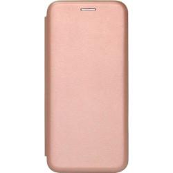Чехол-книжка Xiaomi Redmi 8A rose gold Wallet