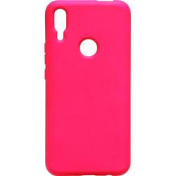 Накладка Huawei P Smart Z hot pink Soft Case