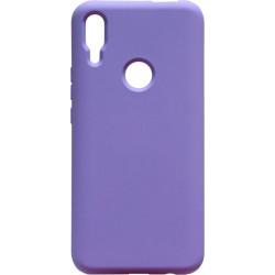 Накладка Huawei P Smart Z light violet Soft Case