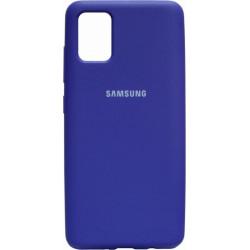 Силикон SA A51 violet Silicone Case