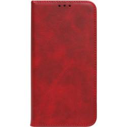 Чехол-книжка Xiaomi Mi A3 Lite/CC9/Mi9 Lite red Leather