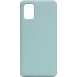 Накладка SA A51 mint Soft Case