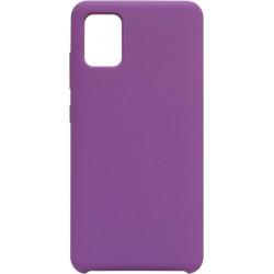 Накладка SA A51 purple Soft Case