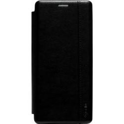 Чехол-книжка SA A71 black Leather Gelius