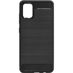 Накладка SA A515 black slim TPU PC