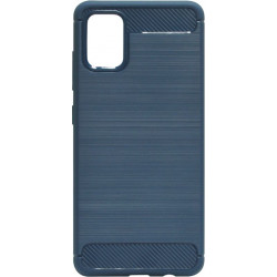 Накладка SA A515 dark blue slim TPU PC