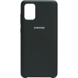 Накладка SA A715 black Soft Case