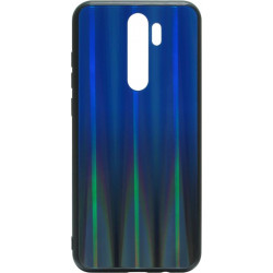 Накладка Xiaomi Redmi Note 8 Pro deep blue Chameleon Glass