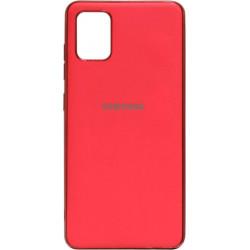 Силикон SA A51 coral Matte Gloss