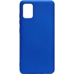 Силикон SA A515 pearl blue Silicone Case