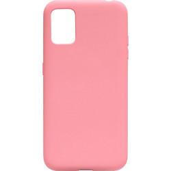 Силикон SA A515 pink Silicone Case