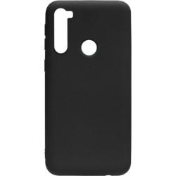 Силикон Xiaomi Redmi Note 8T black Soft Touch
