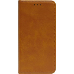 Чехол-книжка Huawei Y5 2019 brown Leather